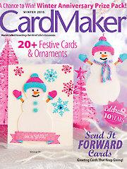 CardMaker Winter 2015