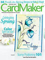 CardMaker Spring 2016