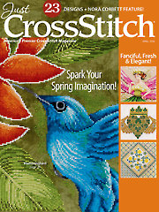 Just CrossStitch Mar/Apr 2016