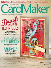 CardMaker Autumn 2016