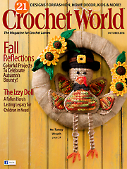 Crochet World October 2016