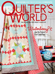 Quilter's World Winter 2016