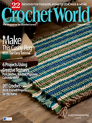 Crochet World February 2017