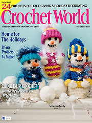 Crochet World December 2017