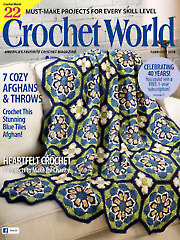 Crochet World February 2018