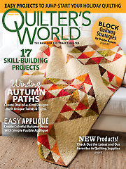 Quilter's World Autumn 2018