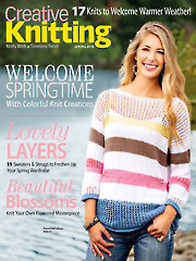 Creative Knitting Spring 2019