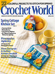 Crochet World April 2019