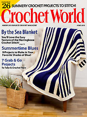 Crochet World June 2019
