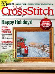 Just CrossStitch December 2019