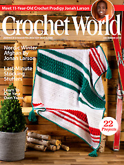 Crochet World December 2019
