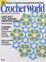 Crochet World June 2020