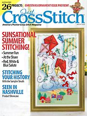 Just CrossStitch Aug 2020