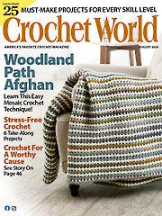 Crochet World Aug 2020