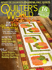 Quilter's World Autumn 2020