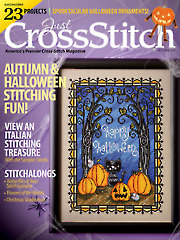 Just CrossStitch October 2020