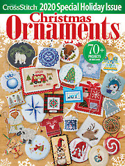 Just Cross Stitch Christmas Ornaments 2020 Archived Issues   Just CrossStitch Magazine