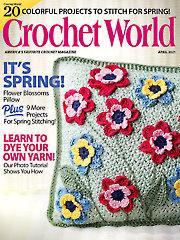 Crochet World April 2021