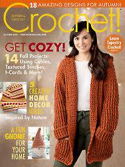 Crochet! Autumn 2021