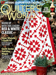 Quilter's World Winter 2021