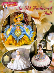 An Old Fashioned Doll