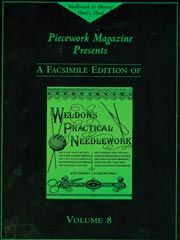 Weldon's Practical Needlework #8