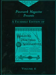 Weldon's Practical Needlework #6