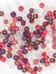 Glass Beads - Sweetheart