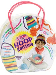 Hip Hoop Knitting Kit