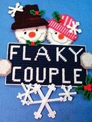 Flaky Couple