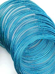 Jewelry Wire - Aqua Blue