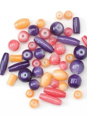 Glass Beads - Party Mix