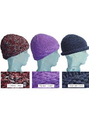 Heather's Chemo Hats Knit Pattern