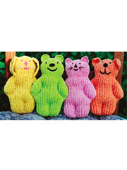 Cuddle Toys Knit Pattern