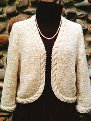 Seville Jacket Knit Pattern