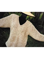 The Pacific Grove Pullover Knit Pattern