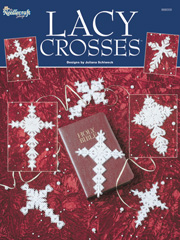 Lacy Crosses Leaflet
