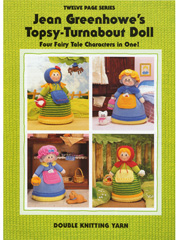 Topsy-Turnabout Doll