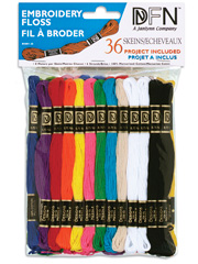 Value Pack Floss - Primary Colors