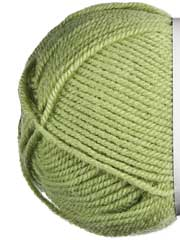 Plymouth Yarn� Encore Worsted Green Frappe