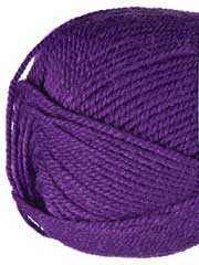 Plymouth Yarn� Encore Worsted Purple