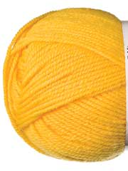 Plymouth Yarn� Encore Worsted Sunshine