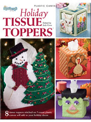 Holiday Tissue Toppers