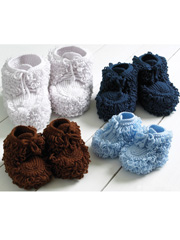 Mukluk Slippers Pattern Pack