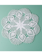 Pineapple Picot Doily Kit