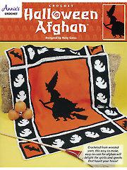Halloween Afghan