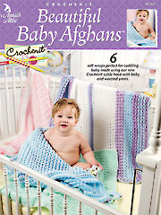 Crochenit Beautiful Baby Afghans