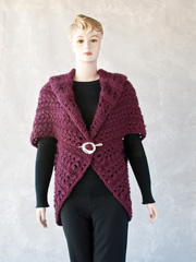 Easy Knitted Turtleback Sweaters Knit Pattern