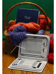 Interchangeable Knitting Needle Kit