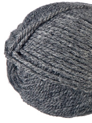 Plymouth Yarn� Encore Chunky Gray Frost Mix